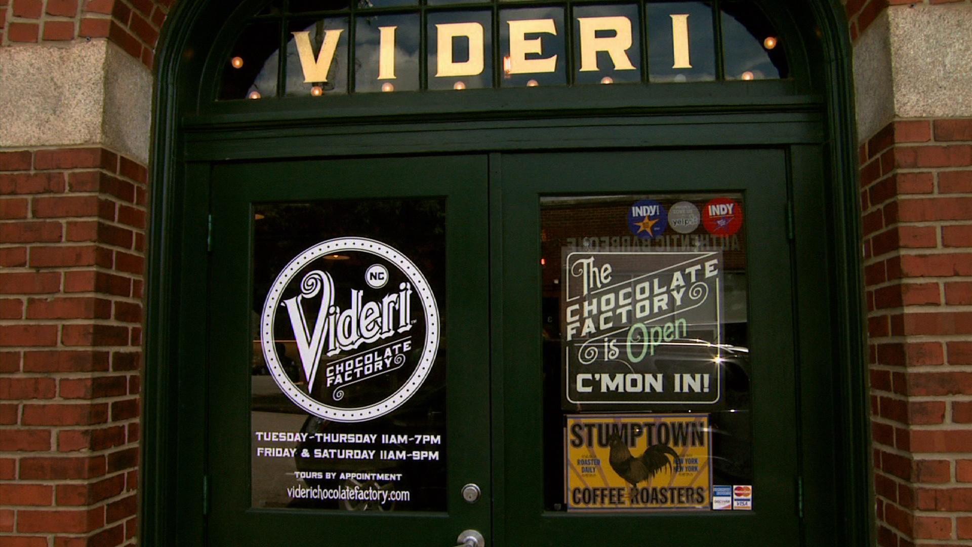 Videri Chocolate Factory; Raleigh,NC image