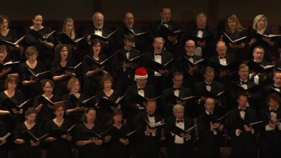 NC Master Chorale Joy to the Season image