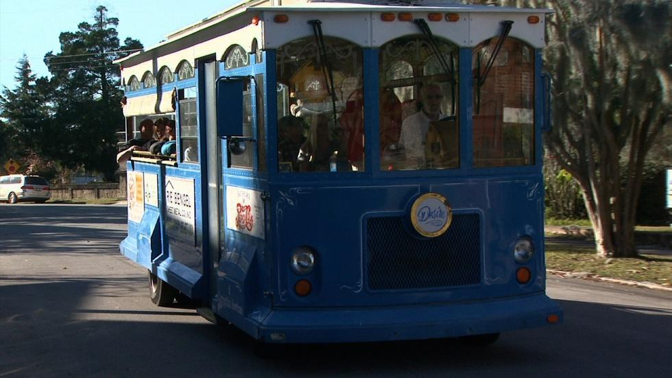 New Bern Trolley Tours image