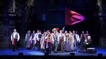 NC Theatre: Les Miserables image