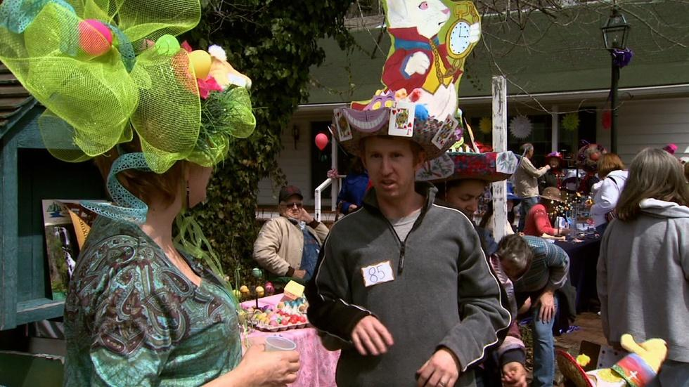 Dillsboro Easter Hat Parade image