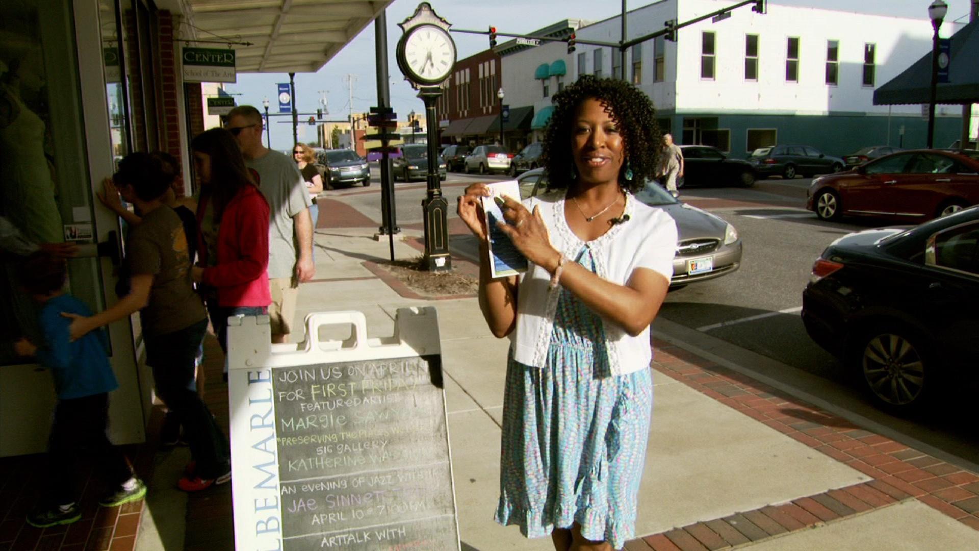 Elizabeth City First Friday Art Walk image