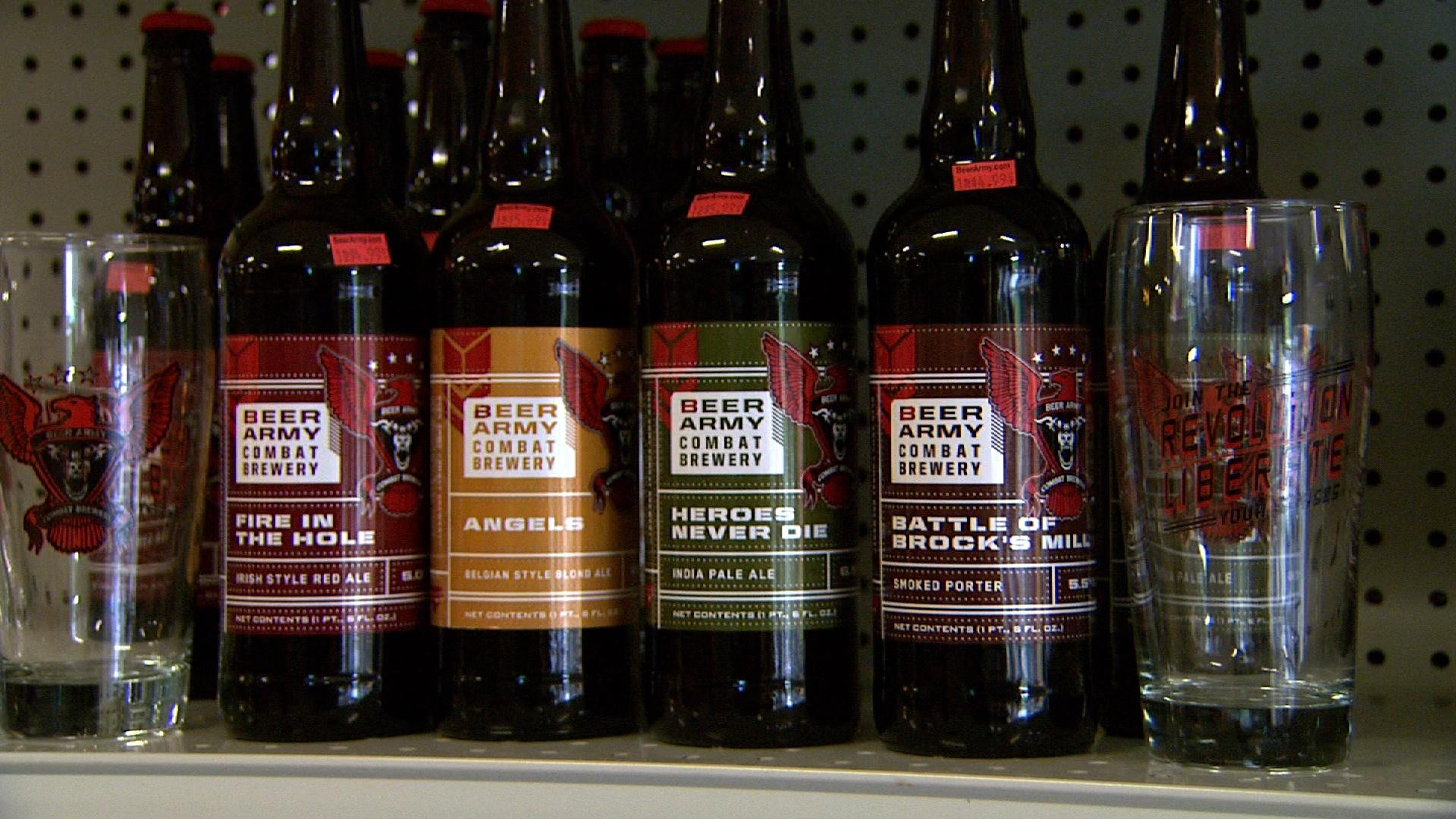 Beer Army Combat Brewery image