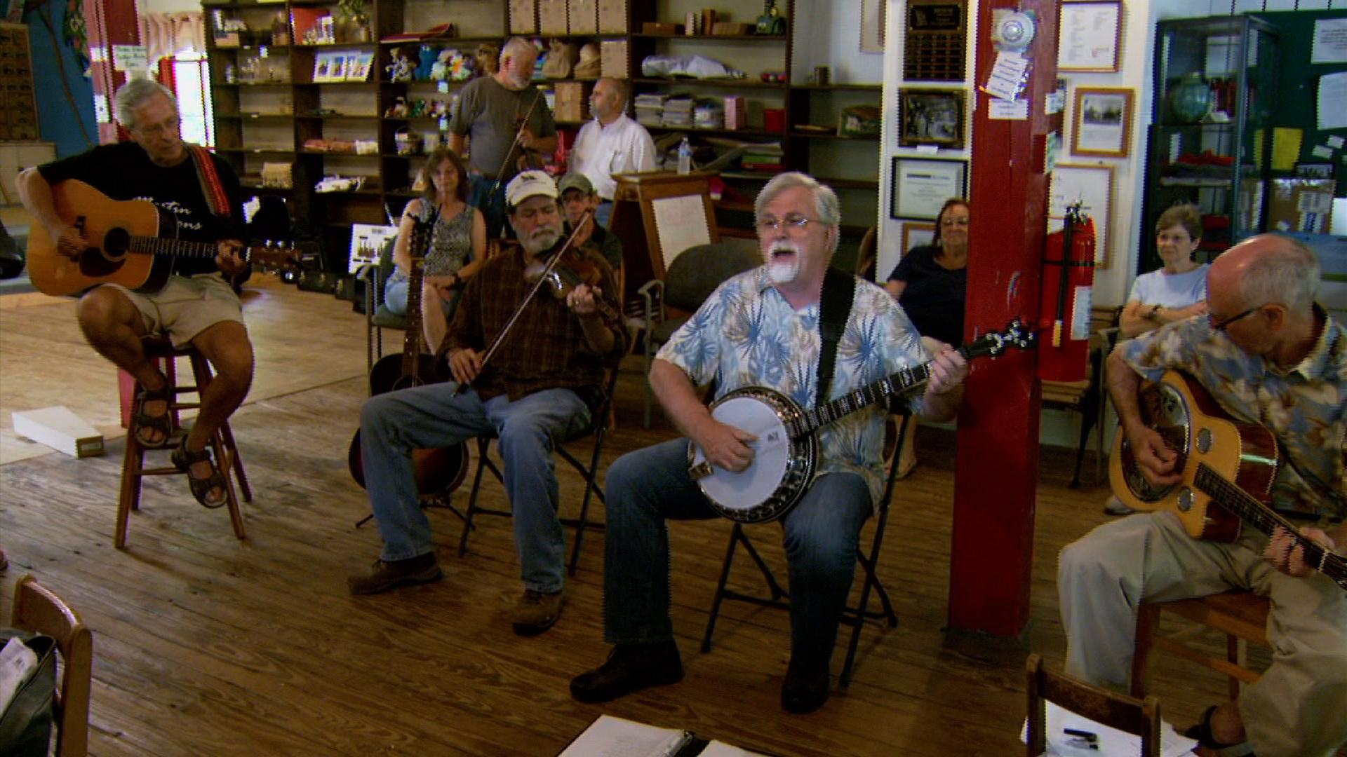 Bynum General Store Front Porch Music Series image