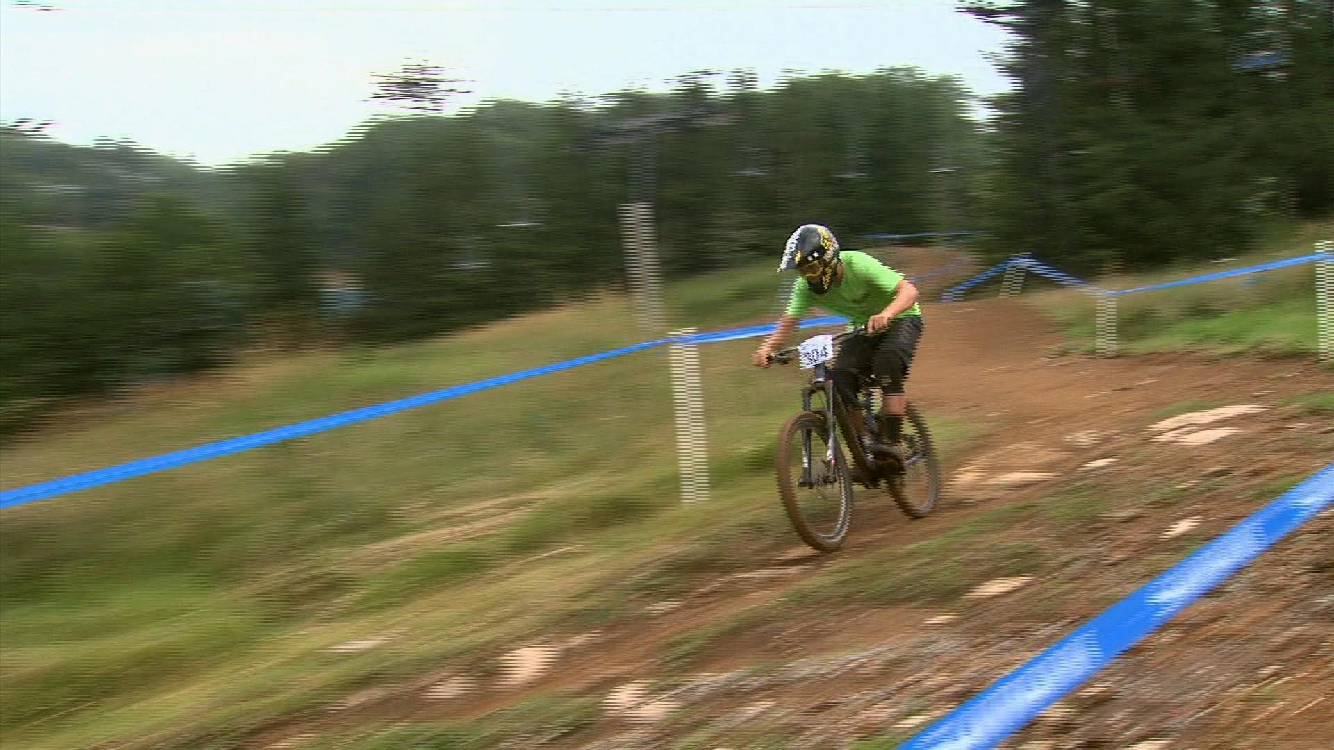 Beech Mountain Biking image