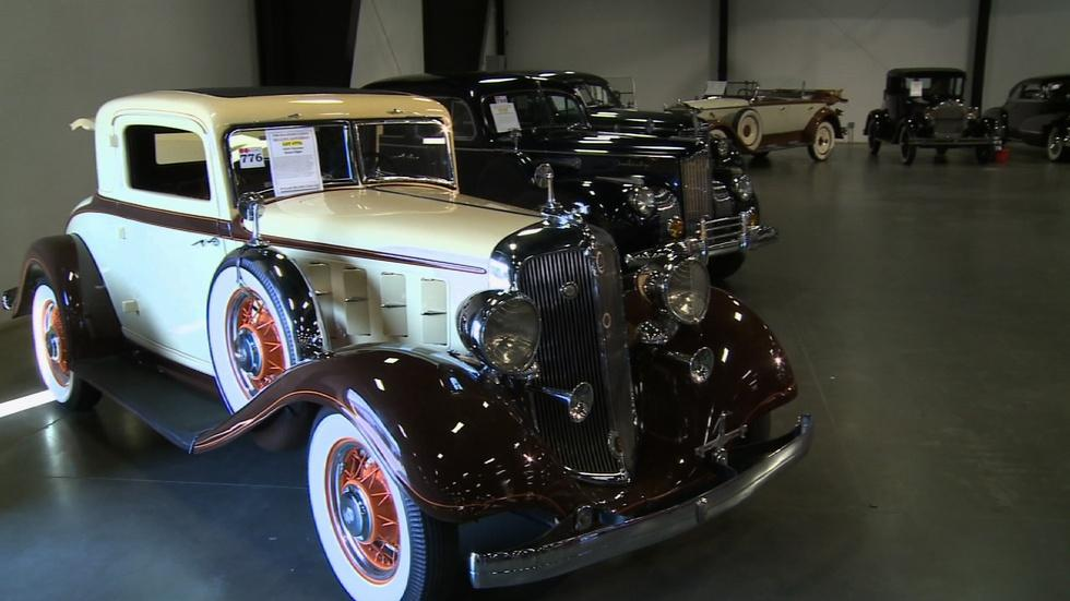 Raleigh Classic Car Auction image