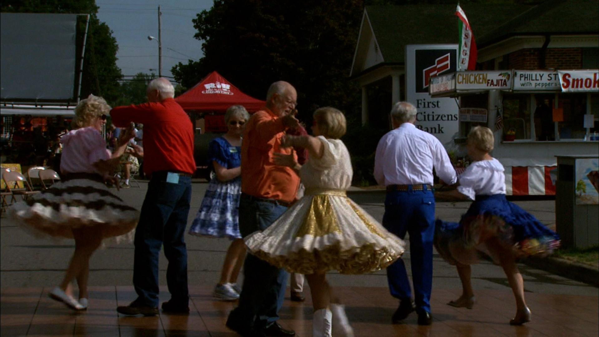 Eleventh Annual Franklin Folk Festival  image