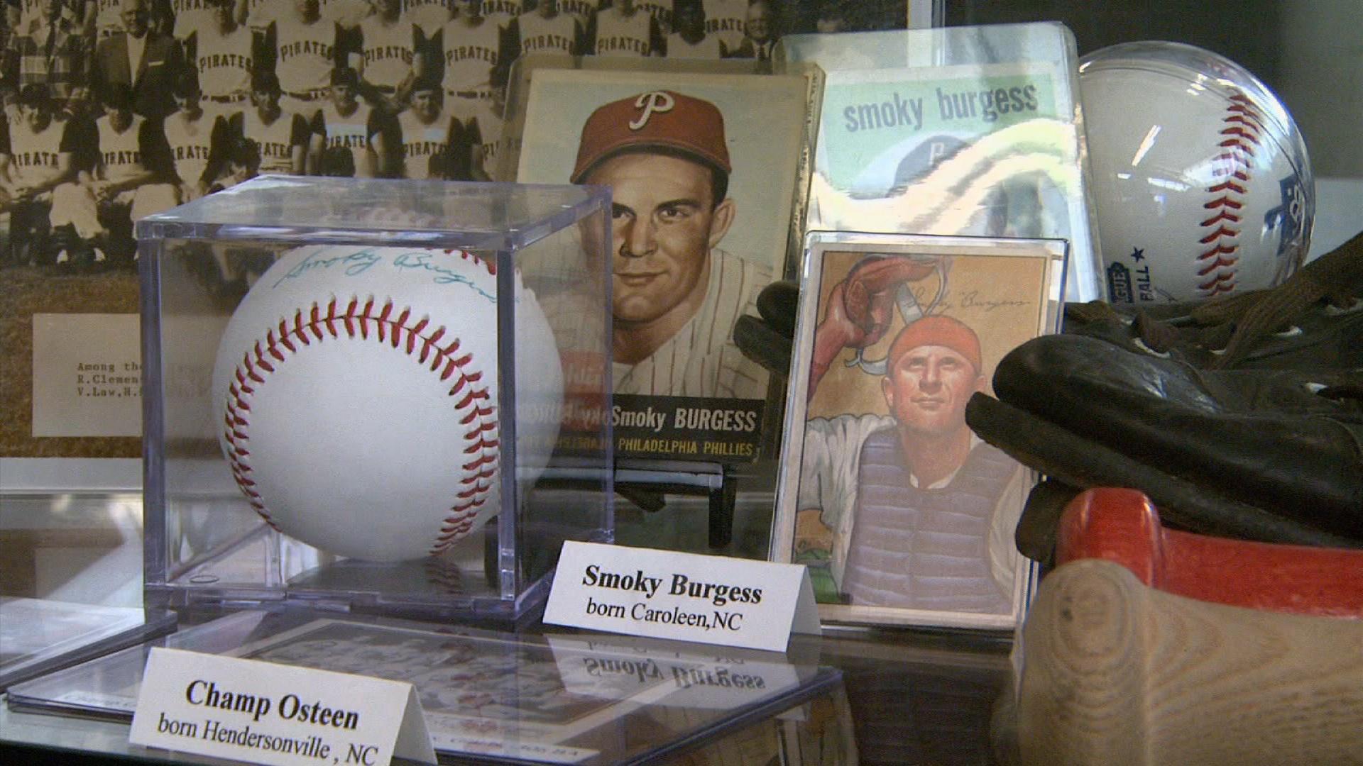 NC Baseball Museum image