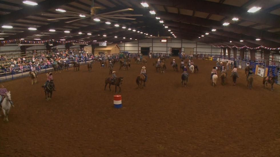 Lone Hickory Indoor Arena: Yadkinville, NC image