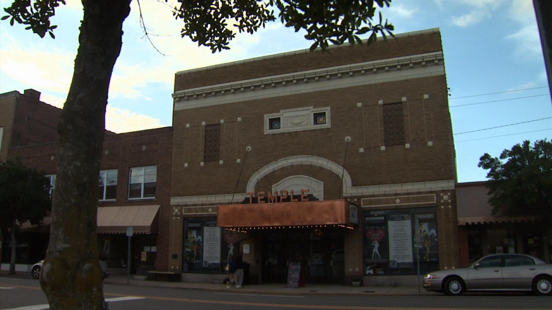 The Temple Theatre image
