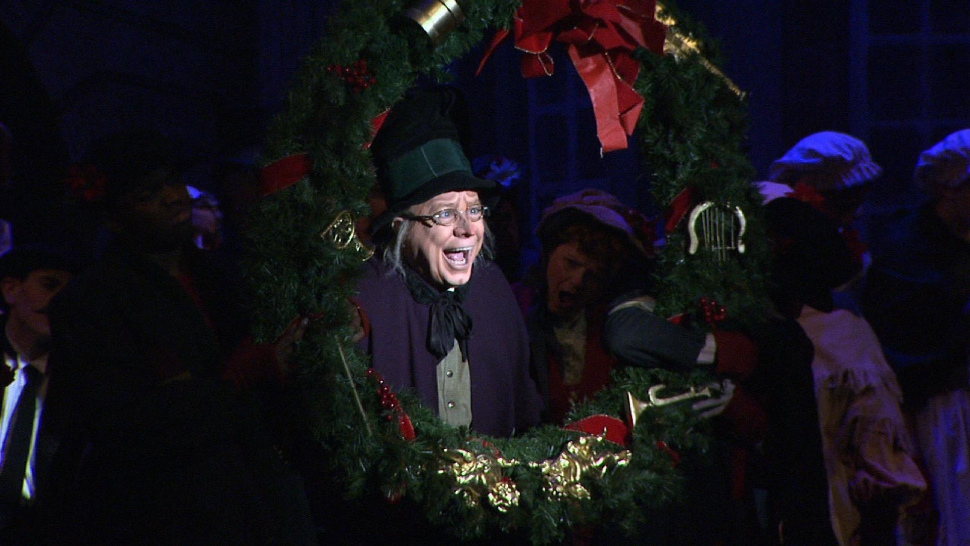 Christmas Carols around NC image