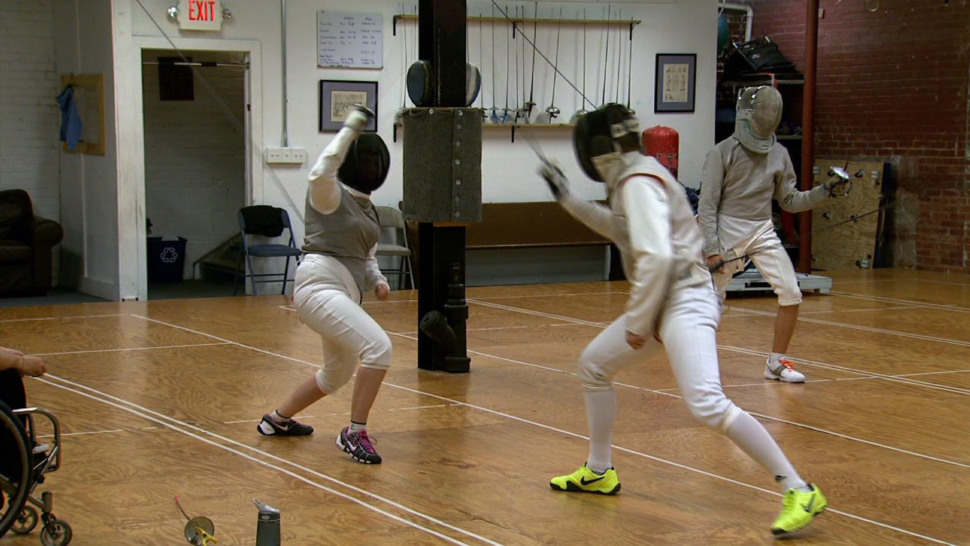 Mid-South Fencing Club image
