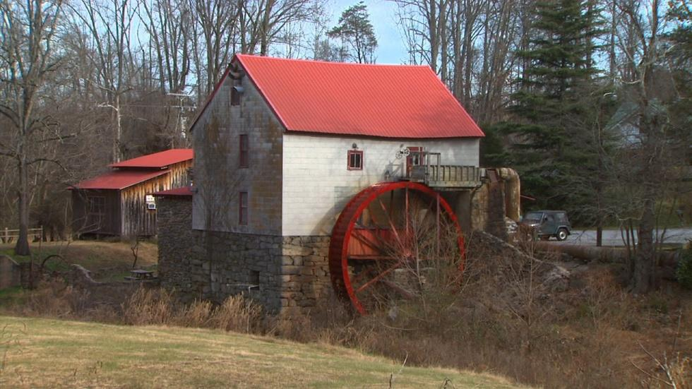 The Old Mill of Guilford image