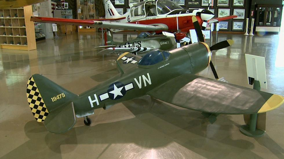 NC Aviation Museum & Hall of Fame image