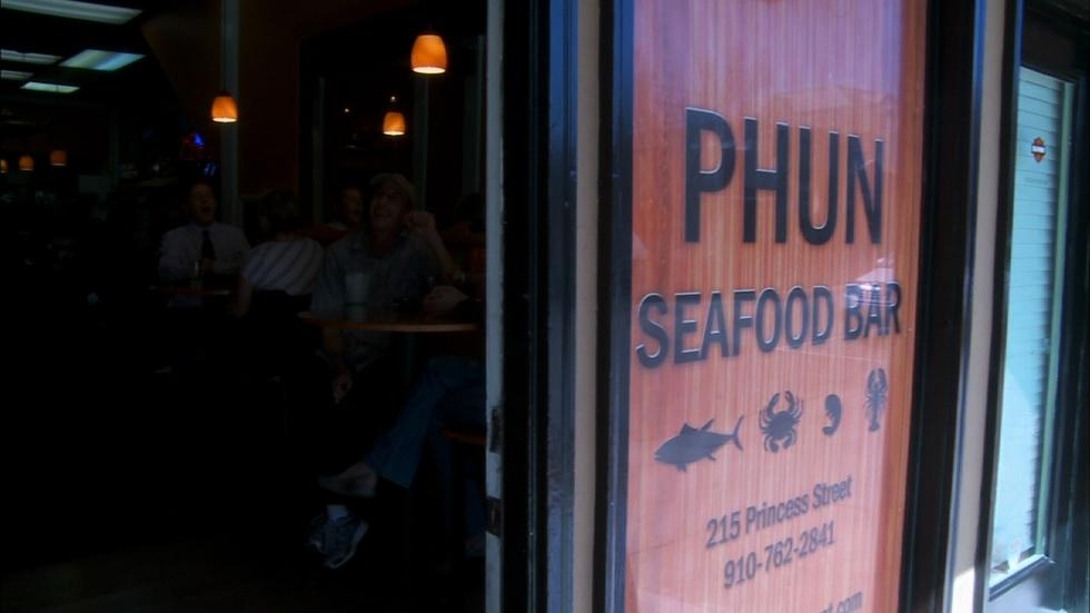 Catch & Phun Seafood; Wilmington, NC image