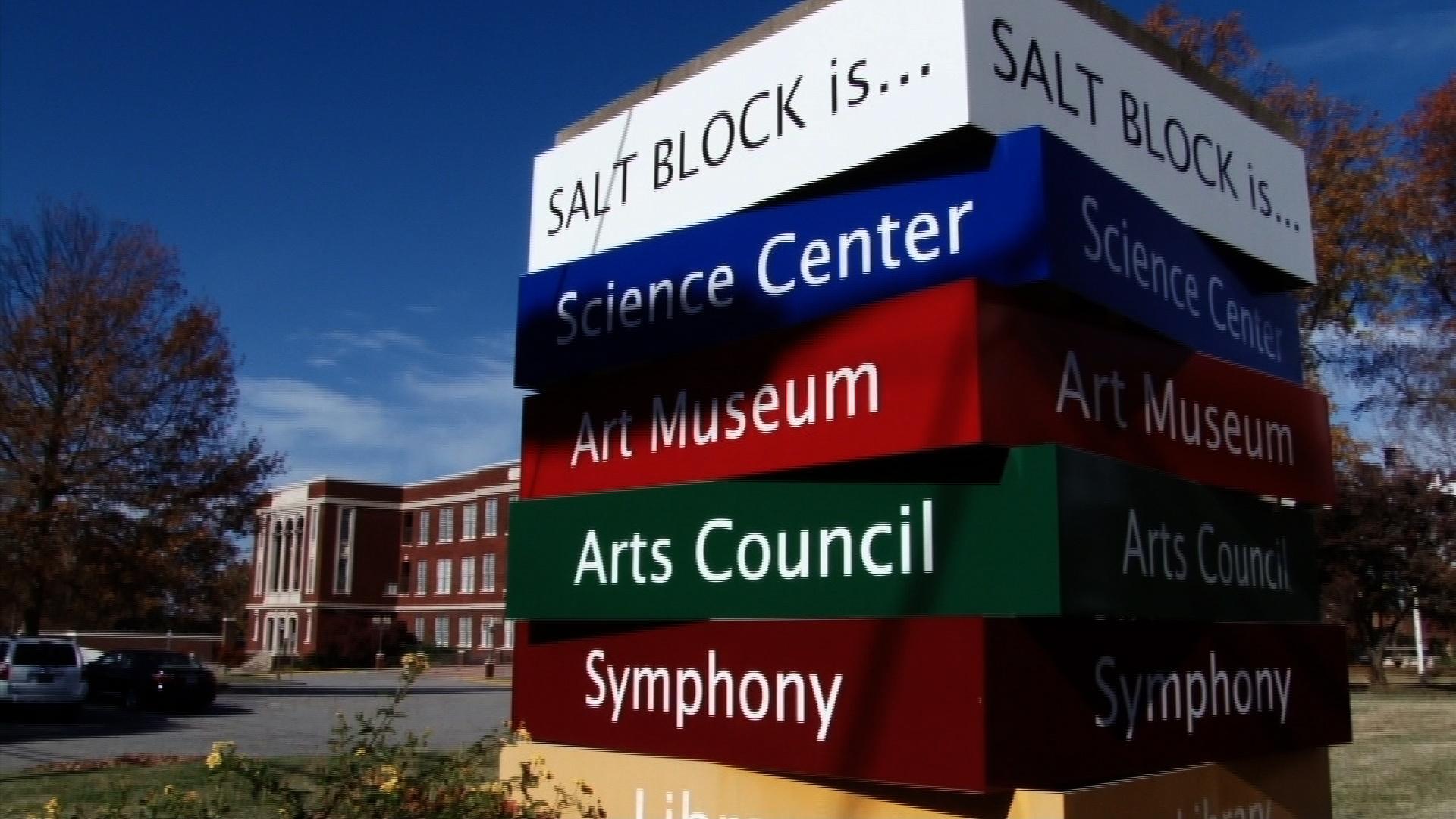 Hickory SALT Block image