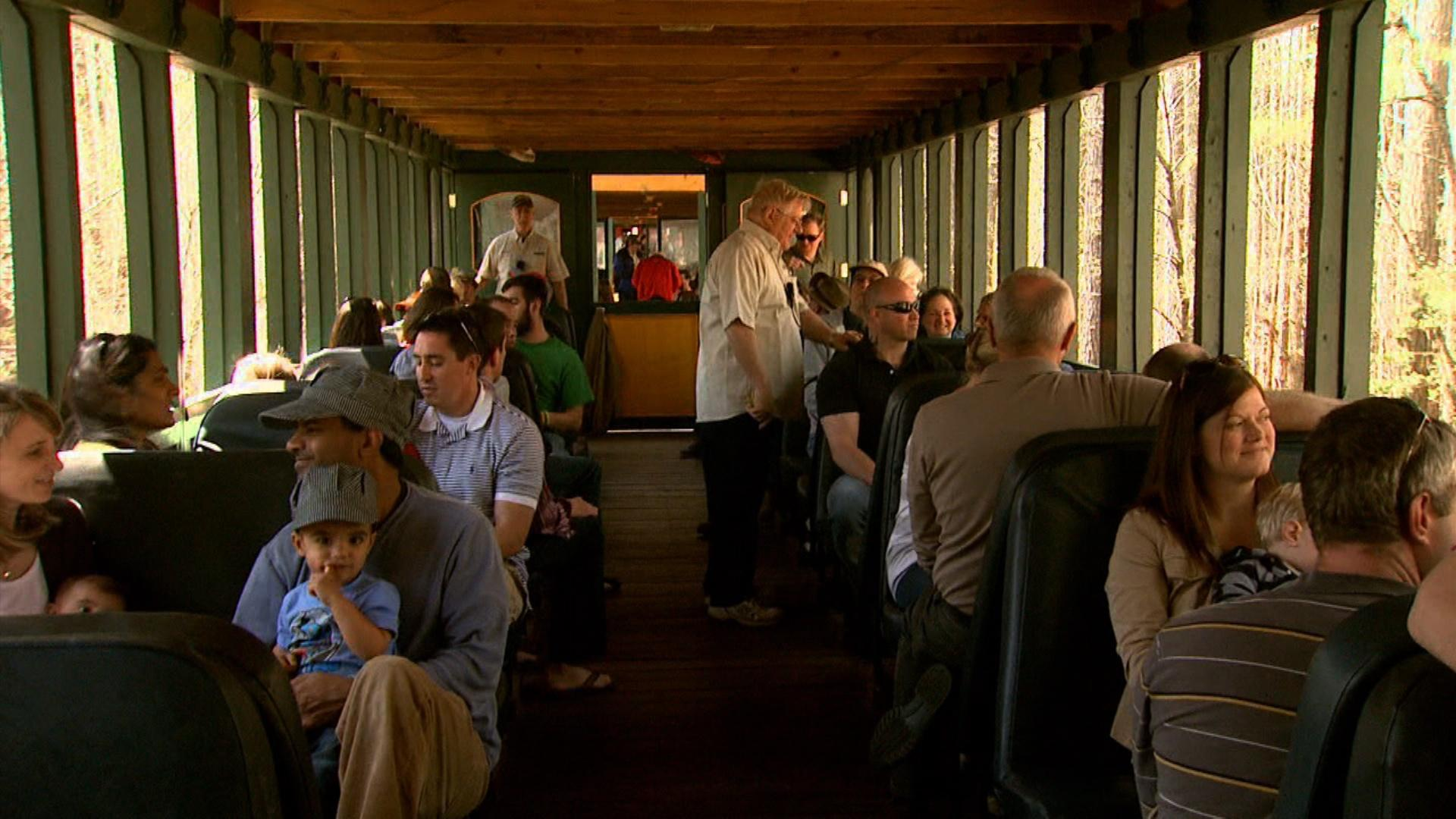 New Hope Valley Railroad image
