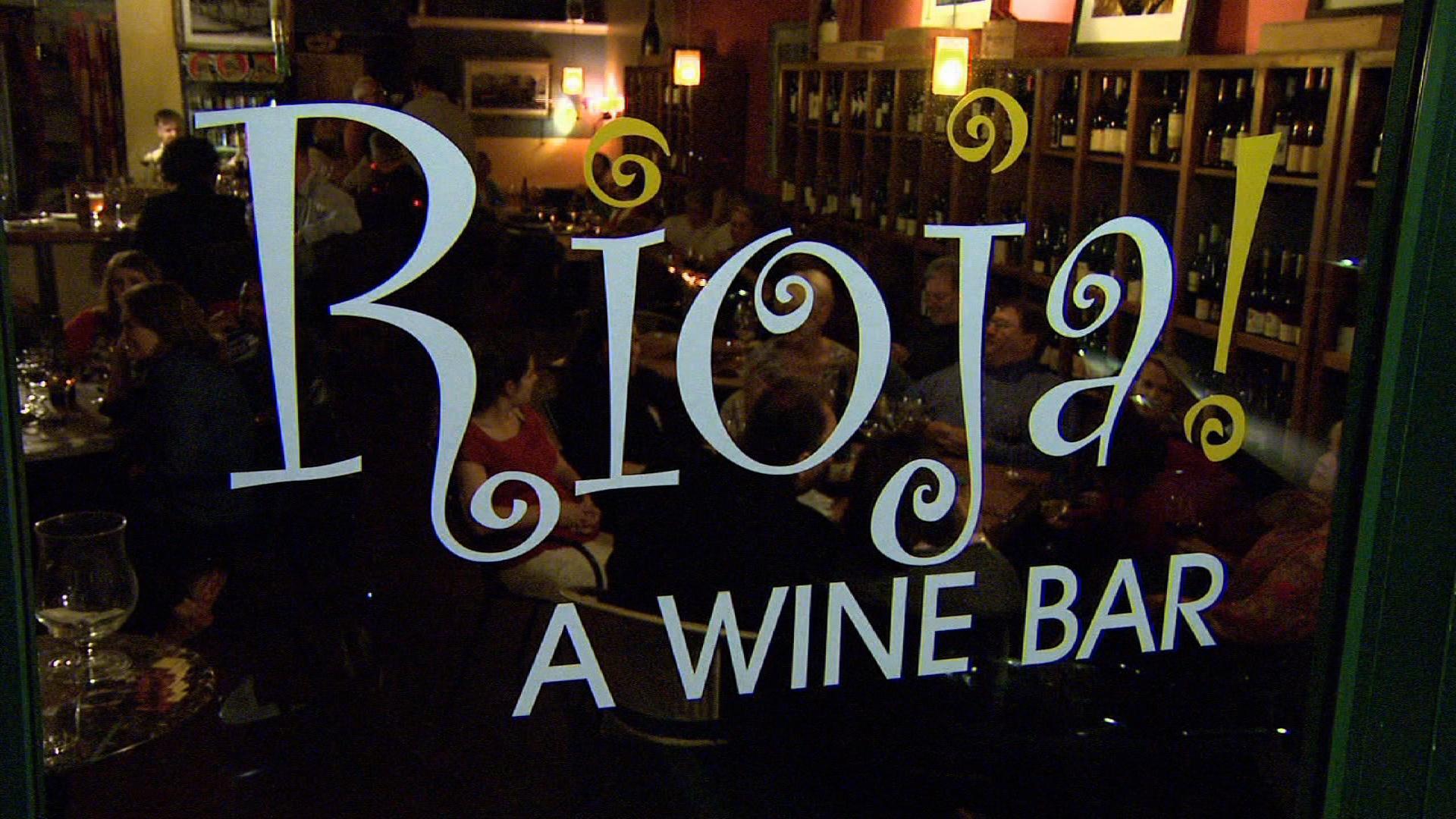 Rioja Wine Bar and Astanza Project image