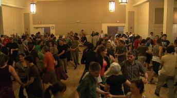 Contra Dancing image