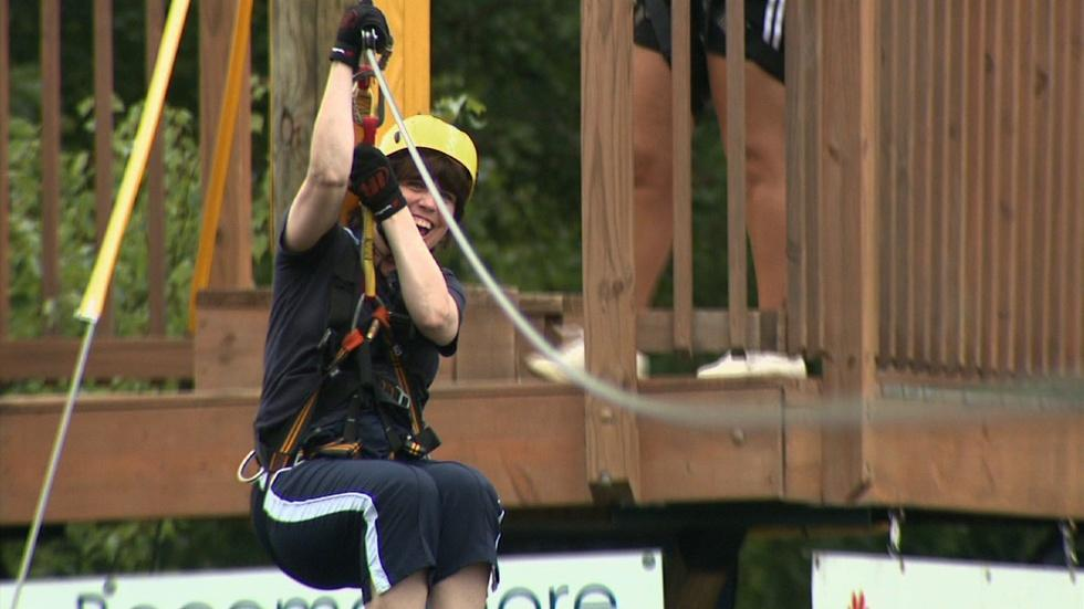 Kersey Valley Zip Line, Archdale, NC image