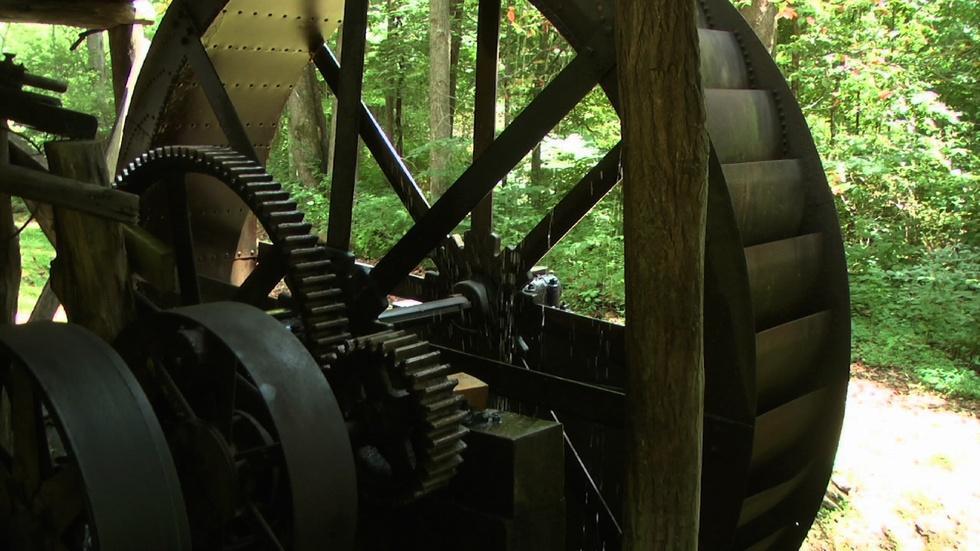 Dellinger Grist Mill image