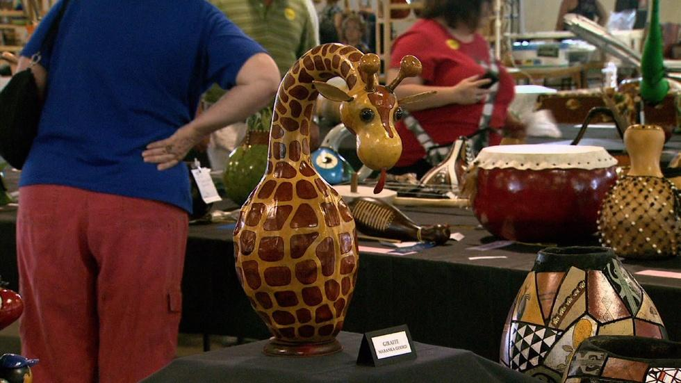 NC Gourd Festival image