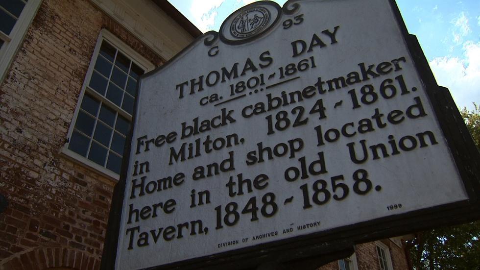 Collecting Carolina: Thomas Day House image