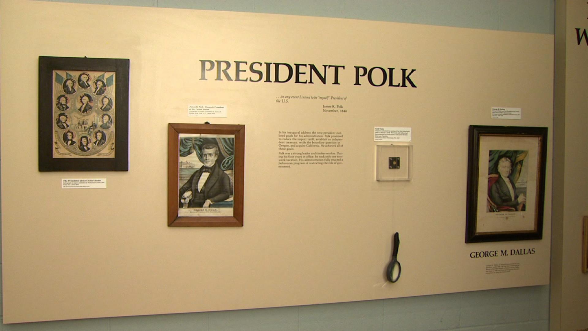James K. Polk Historic Site image