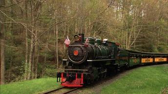 Tweetsie Railroad/Silver Lining/Brasstown Dancers