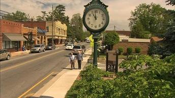 Tar Heel Towns: Weaverville