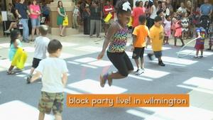 ROOTLE along with Read-a-roo at her Block Party LIVE!