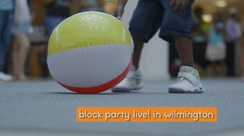 ROOTLE plays at Block Party LIVE! in Wilmington!