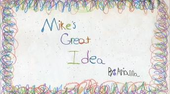 2015 PBS KIDS Writers Contest - Kindergarten Runner-Up