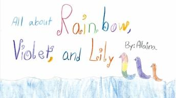 2015 PBS KIDS Writers Contest - First Grade Winner