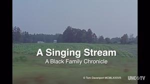 Singing Stream Series