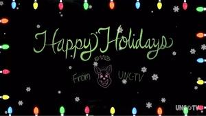 Happy Holidays From UNC-TV