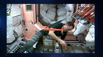 Ask An Astronaut-What is Zero Gravity Like?