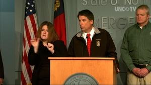 Governor McCrory Emergency Press Conference 2/25/2015