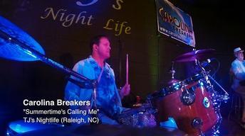 Carolina Breakers - Summertime's Calling Me