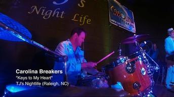 Carolina Breakers - Keys to My Heart