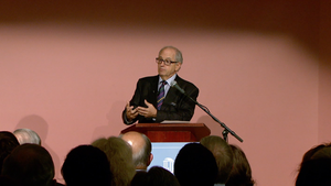 Norman J. Ornstein | Thomas W. Lambeth Lecture