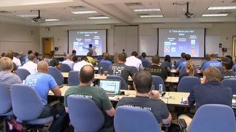 UNC Patriot Bootcamp pt. 1