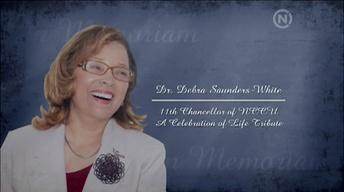 Celebration Of Life Tribute For Dr. Debra Saunders-White