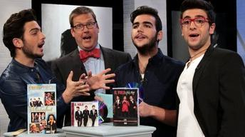 Santa Claus is Coming To Town with Il Volo