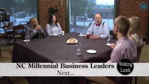 Working Lunch - Next Gen Entrepeneurs