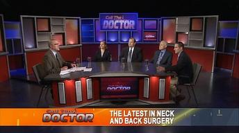 The Latest in Neck and Back Surgery - Part 1
