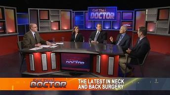 The Latest in Neck and Back Surgery - Part 2
