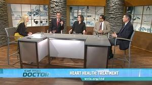 Heart Health: Treatment and Lifestyle Changes