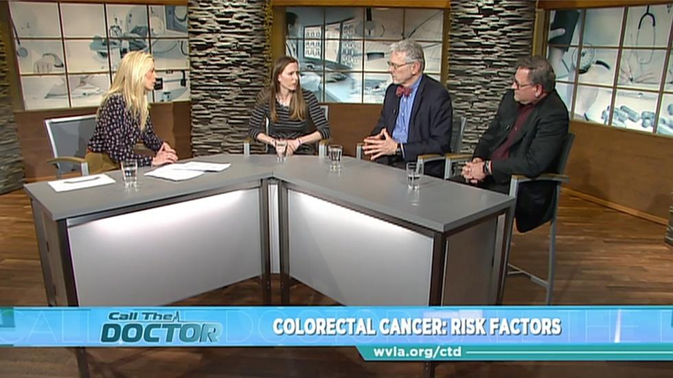 Colorectal Cancer: Risk Factors & Screenings image