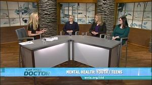 Mental Health: Youth, Teens & Support